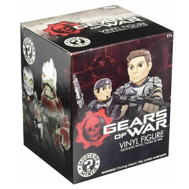 Funko Mystery Minis Gears of War: (1 Blind Box) - Fugitive Toys