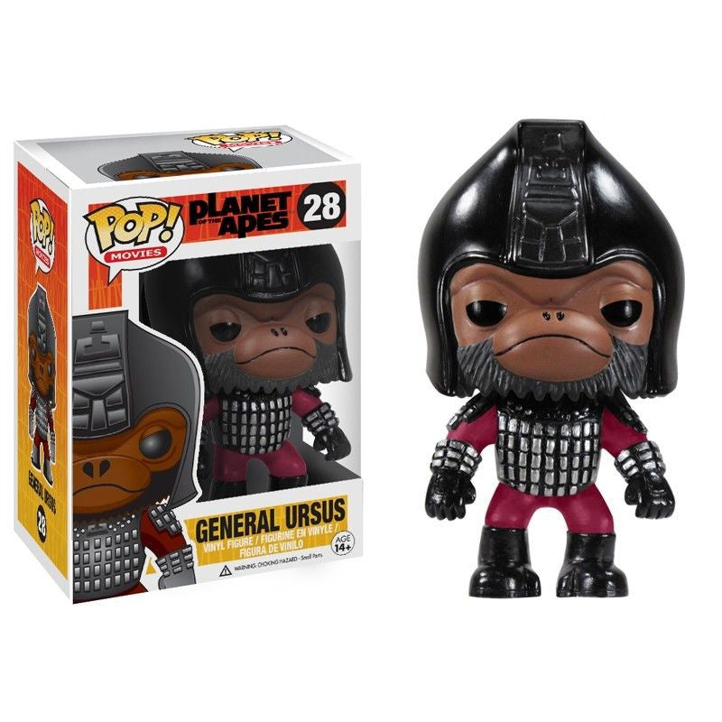 Movies Pop! Vinyl Figure General Ursus [Planet of the Apes]