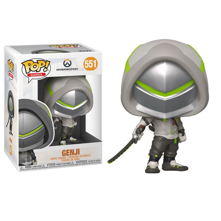 Overwatch 2 Pop! Vinyl Figure Genji [551]