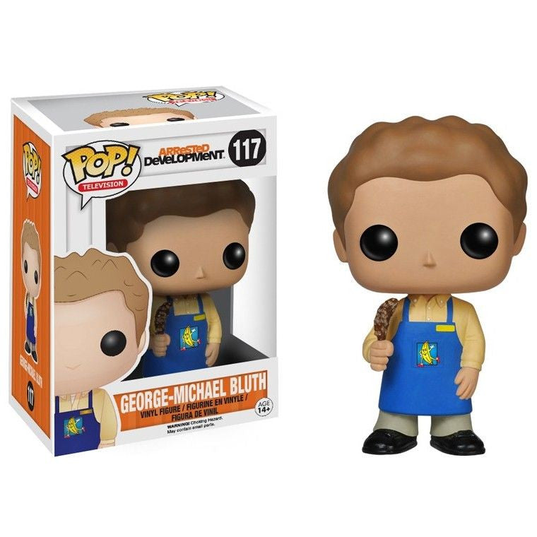 Arrested Development Pop! Vinyl Figure George-Michael Bluth