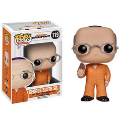 Arrested Development Pop! Vinyl Figure George Bluth Sr. - Fugitive Toys