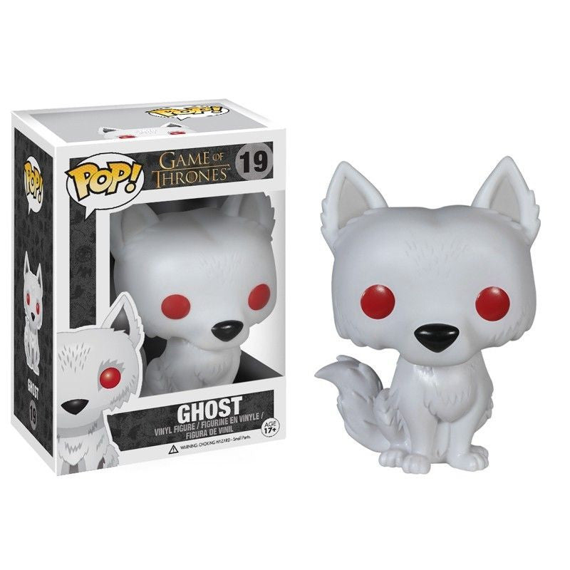 Game of Thrones Pop! Vinyl Figure Ghost