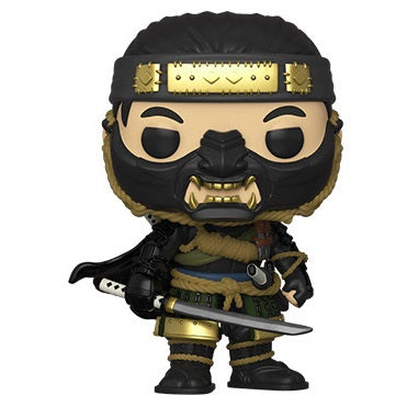 Ghost of Tsushima Pop! Vinyl Figure Jin Sakai [621]