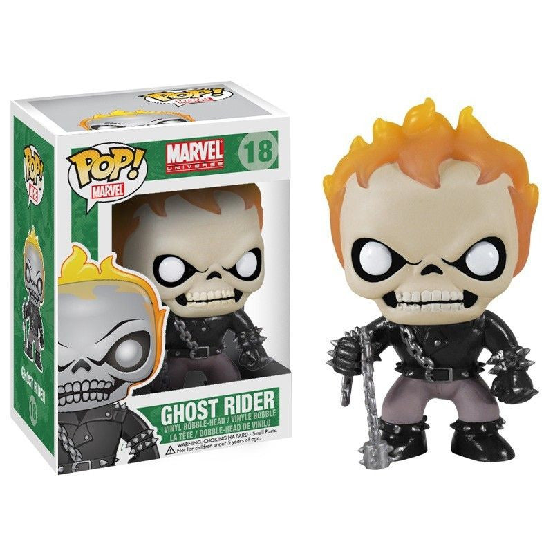 Marvel Pop! Vinyl Bobblehead Ghost Rider
