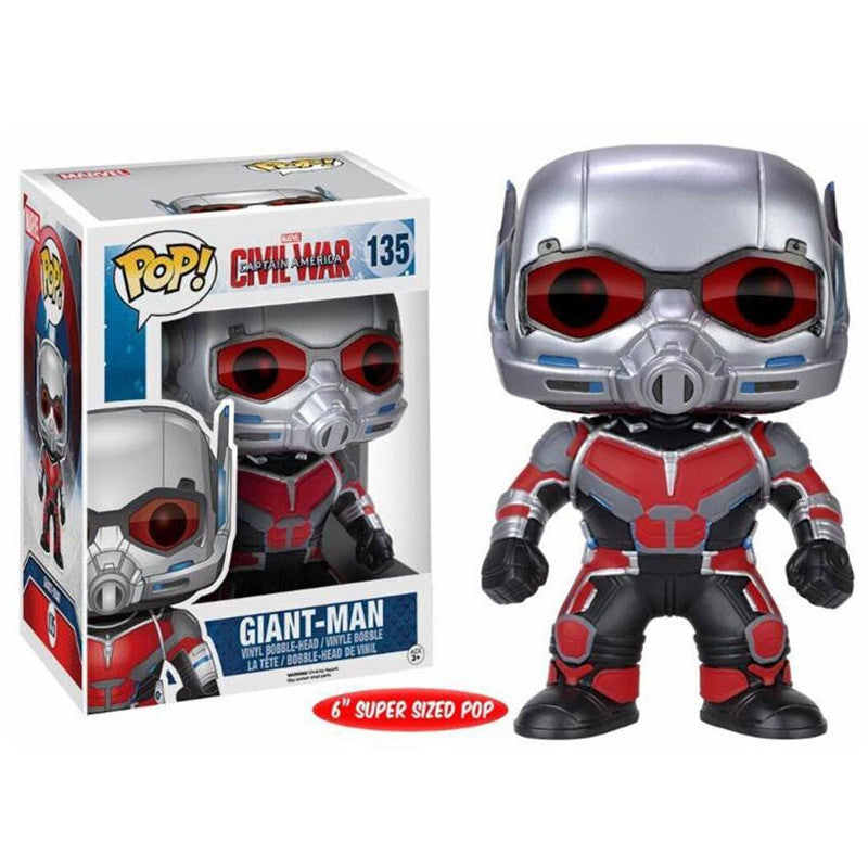 "Marvel Pop! Vinyl Figure 6"" Giant Man (Captain America: Civil War)"