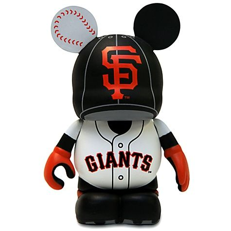 Disney Vinylmation MLB Series: SF Giants