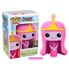 Adventure Time Pop! Vinyl Figure Glow In The Dark Princess Bubblegum [SDCC 2014 Exclusive]