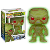 DC Universe Pop! Vinyl Figure Glow in the Dark Swamp Thing [Previews Exclusive] - Fugitive Toys