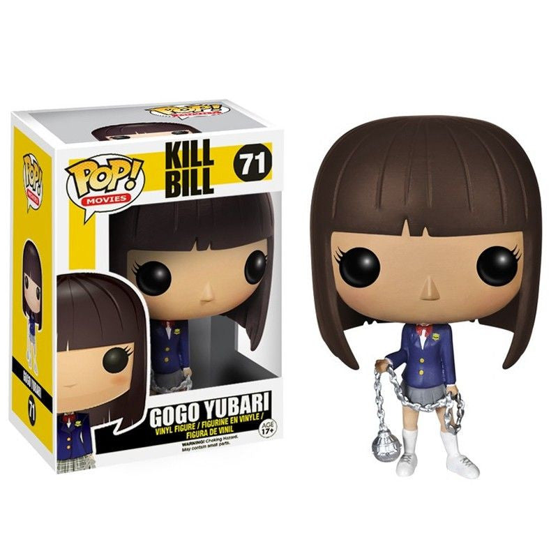 Movies Pop! Vinyl Figure Gogo Yubari [Kill Bill]