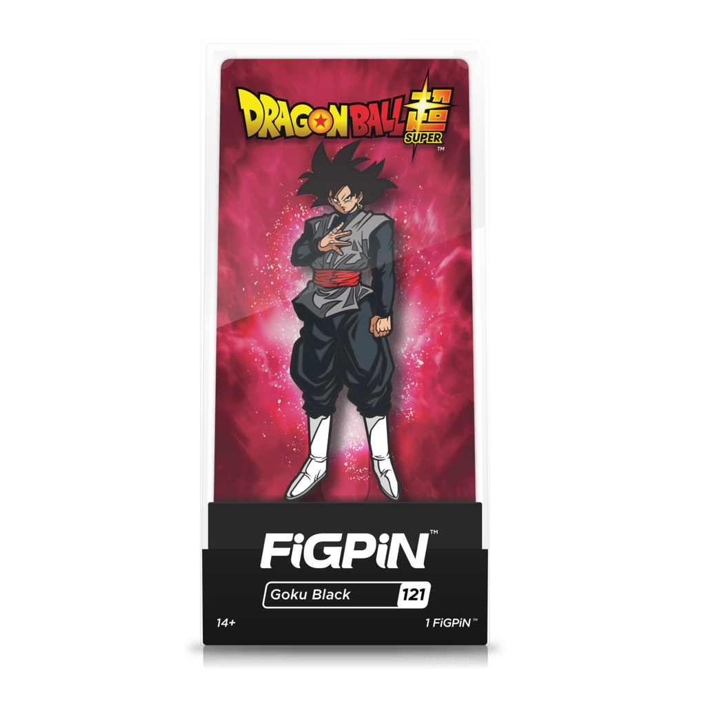 Dragon Ball Super: FiGPiN Enamel Pin Goku Black [121]