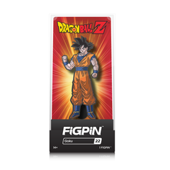 Dragon Ball Z: FiGPiN Enamel Pin Goku [22]