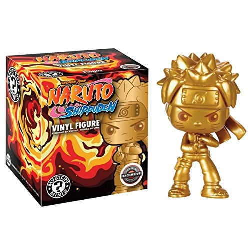 Naruto Golden Mystery Mini [Game Stop Exclusive]: (1 Blind Box)