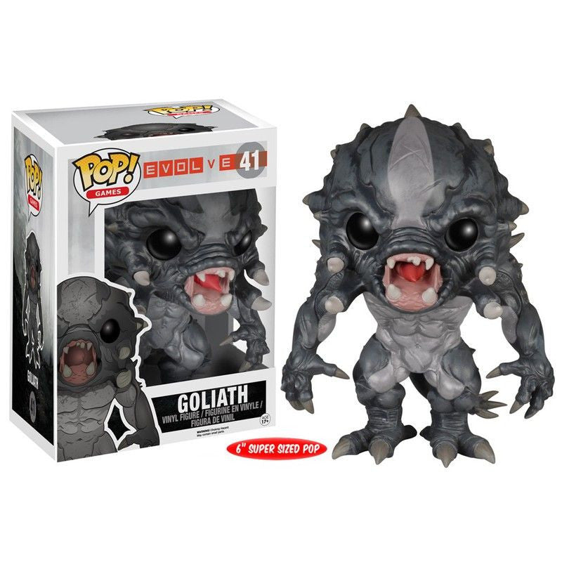 Evolve Pop! Vinyl Figure Goliath