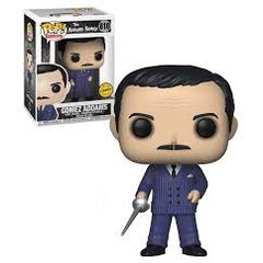 The Addams Family Pop! Vinyl Figure Gomez (Chase) [810]