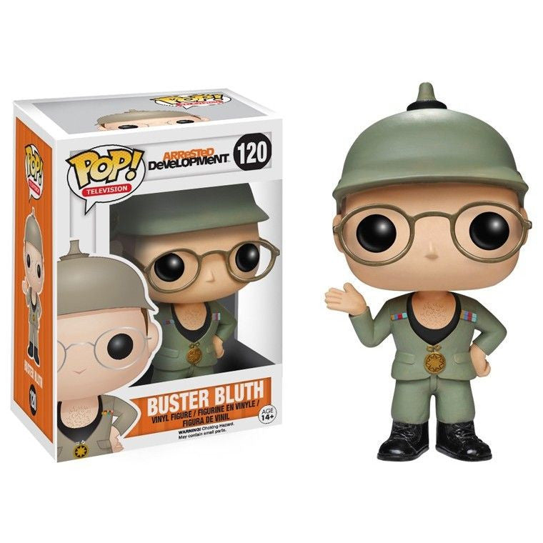 Arrested Development Pop! Vinyl Figure Good Grief Buster Bluth