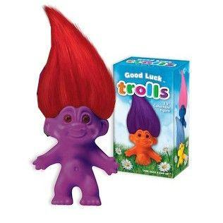 Dark Horse Good Luck Trolls Series 1 (1 Blind Box)