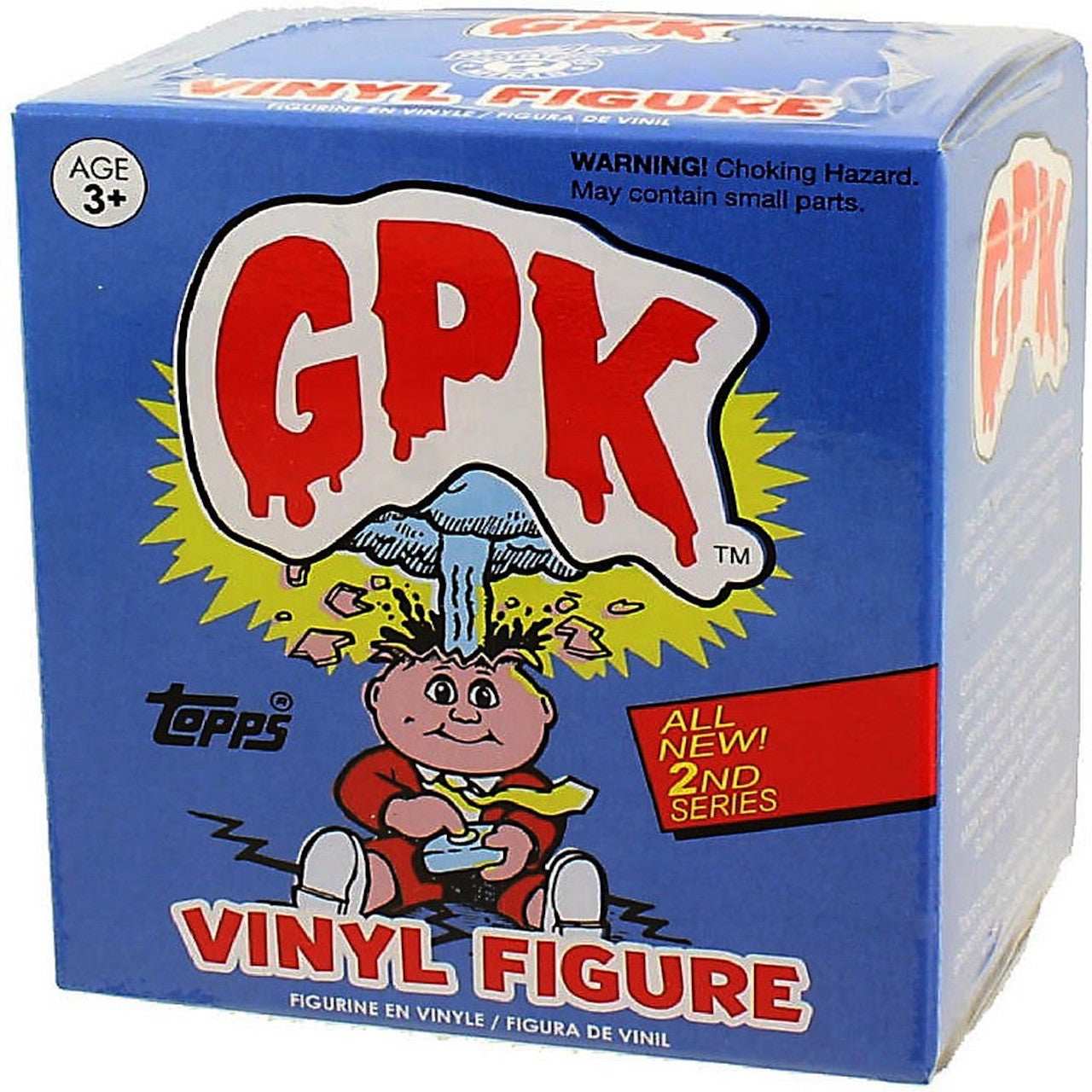 Funko Mystery Minis Garbage Pail Kids Series 2: (1 Blind Box) - Fugitive Toys