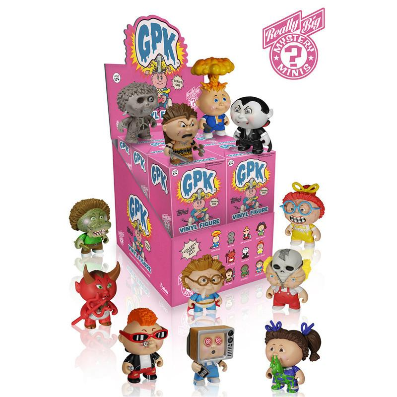 GPK [Garbage Pail Kids] Really Big Mystery Minis: (Case of 12)
