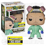 Breaking Bad Pop! Vinyl Figure Jesse Pinkman [Green Cook Outfit] Entertainment Earth Exclusive - Fugitive Toys