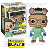 Breaking Bad Pop! Vinyl Figure Walter White [Green Cook Outfit] Entertainment Earth Exclusive - Fugitive Toys