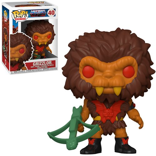 Masters of the Universe Pop! Vinyl Figure Grizzlor [40]