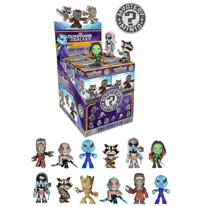 Guardians of the Galaxy Mystery Minis: (1 Blind Box)