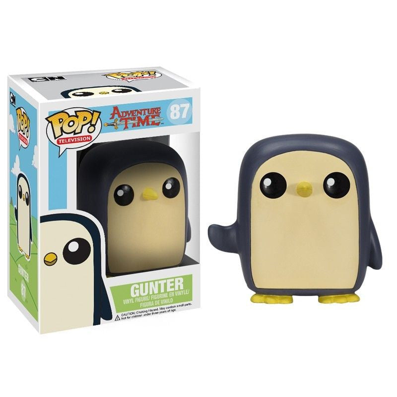 Adventure Time Pop! Vinyl Figure Gunter