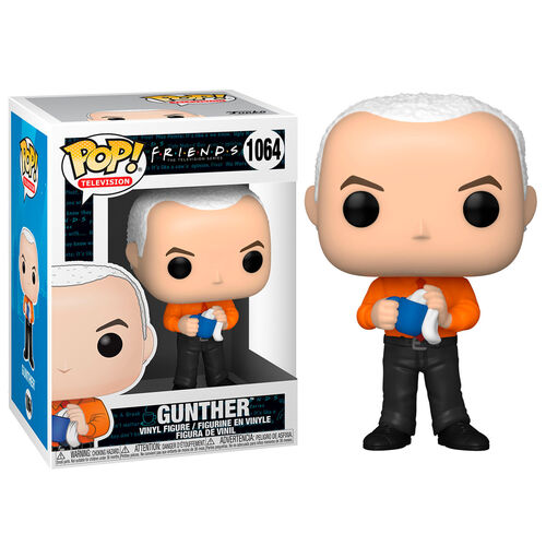 Friends Pop! Vinyl Figure Gunther [1064]