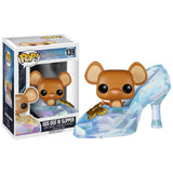 Disney Pop! Vinyl Figure Gus Gus In Slipper [Cinderella Live Action]