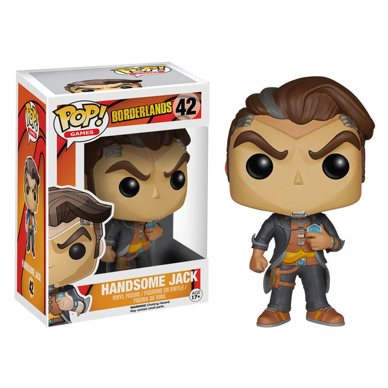 Borderlands Pop! Vinyl Figure Handsome Jack - Fugitive Toys