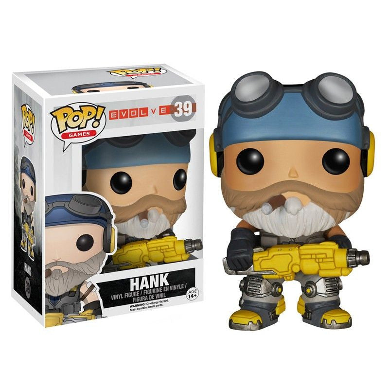 Evolve Pop! Vinyl Figure Hank