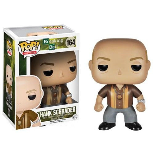Breaking Bad Pop! Vinyl Figure Hank Schrader