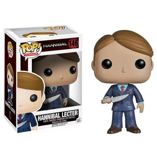 Hannibal Pop! Vinyl Figure Hannibal Lecter - Fugitive Toys
