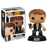 Star Wars Pop! Vinyl Bobblehead Han Solo [Re-Release]
