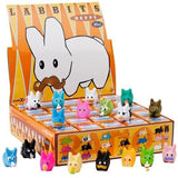 Kidrobot Happy Labbit Mini Series (Case of 25) - Fugitive Toys