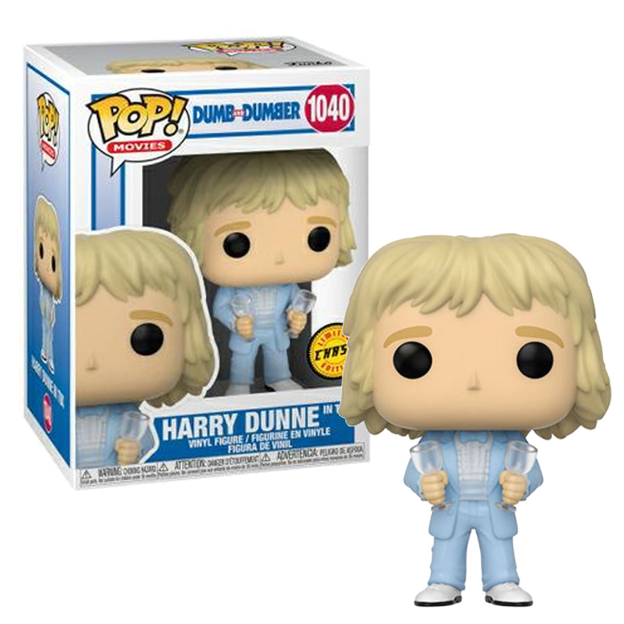 Dumb and Dumber Pop! Vinyl Figure Harry Dunne in Tux (Chase) [1040]