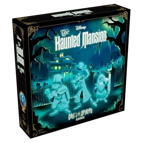 Disney The Haunted Mansion Call of the Spirits Game