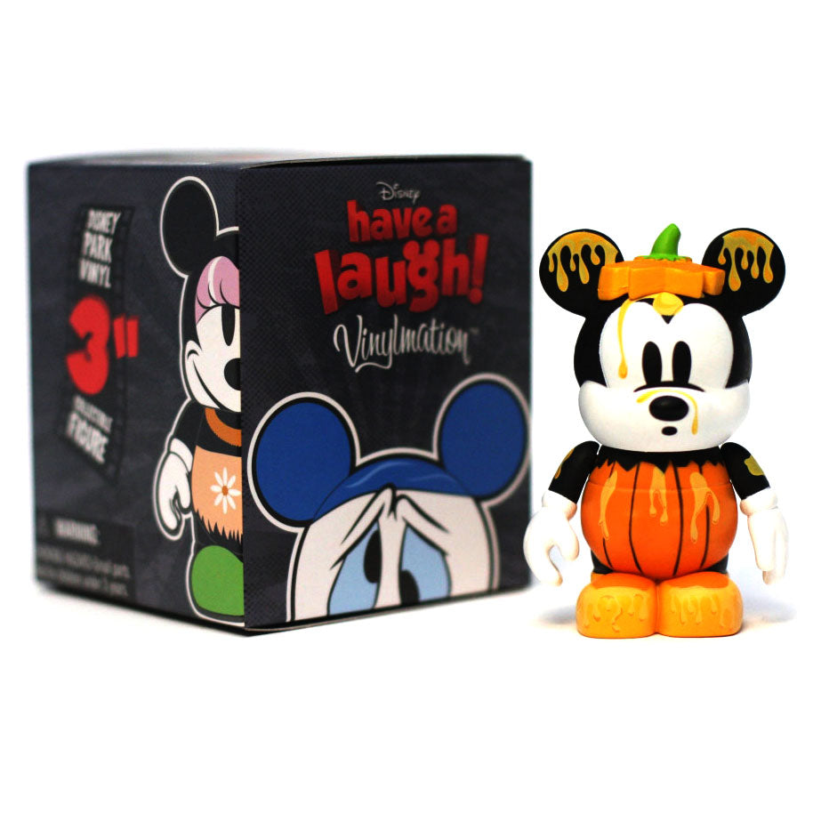 Disney Vinylmation Have a Laugh: (1 Blind Box)