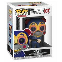 The Umbrella Academy Pop! Vinyl Figure Hazel [937] - Fugitive Toys
