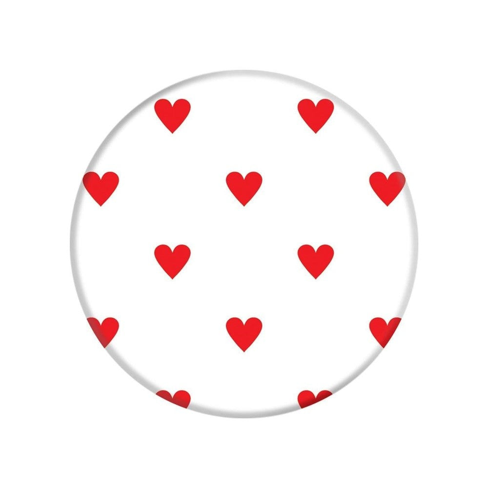 PopSockets Designs: Red Hearts