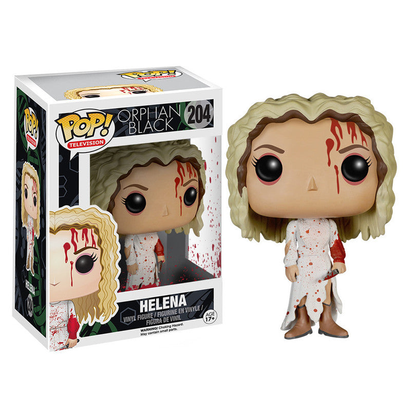 Orphan Black Pop! Vinyl Figure Helena