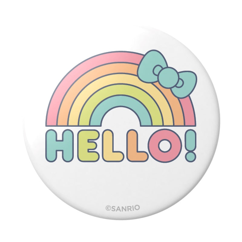 PopSockets Sanrio Hello Kitty Rainbow (Hello) - Fugitive Toys