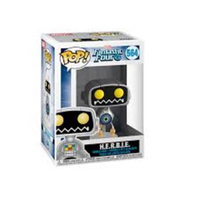 Fantastic Four Pop! Vinyl Figure H.E.R.B.I.E. [564]