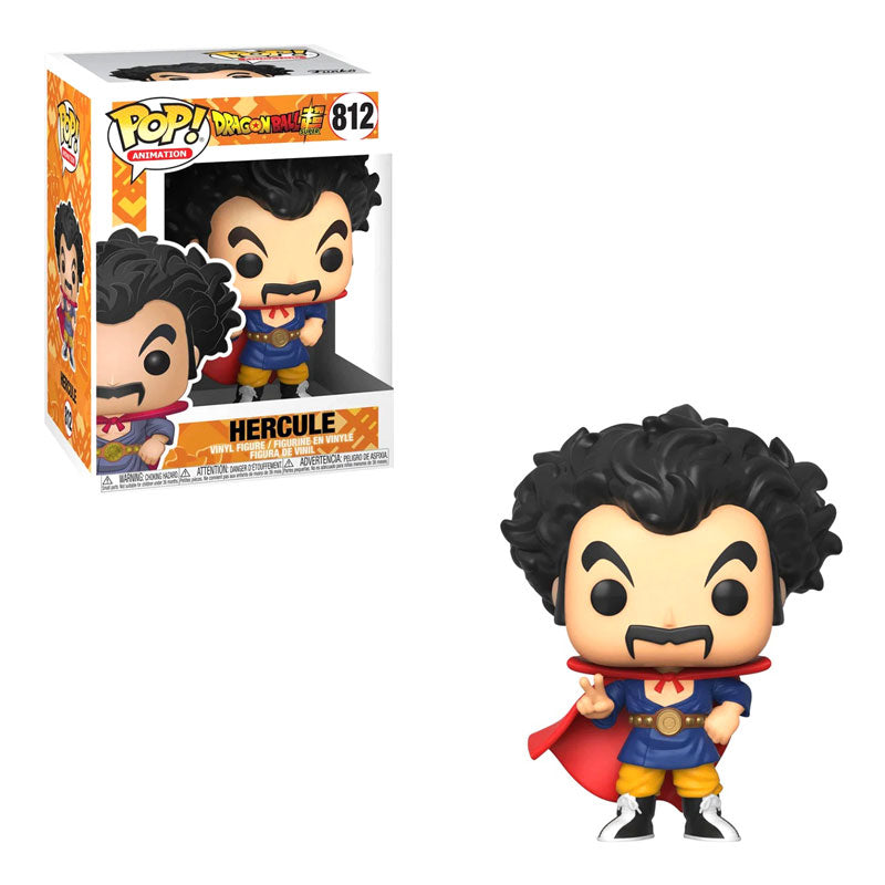 Dragon Ball Super Pop! Vinyl Figure Hercule [812]