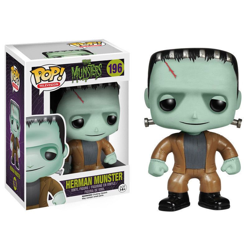 The Munsters Pop! Vinyl Figure Herman Munster
