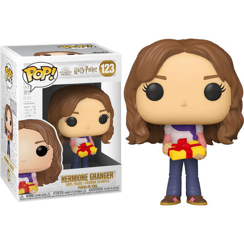 Harry Potter Pop! Vinyl Figure Holiday Hermione Granger [123] - Fugitive Toys