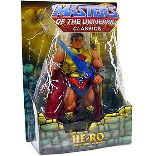 Mattel Masters of the Universe 2009 SDCC Exclusive He-Ro Figure