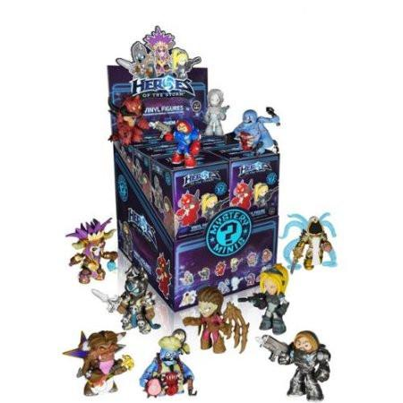 Blizzard's Heroes of the Storm Mystery Minis: (1 Blind Box)