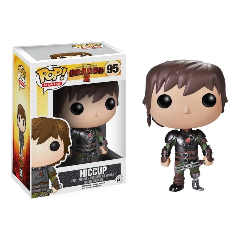 Movies Pop! Vinyl Figure Hiccup [How To Train Your Dragon 2] - Fugitive Toys
