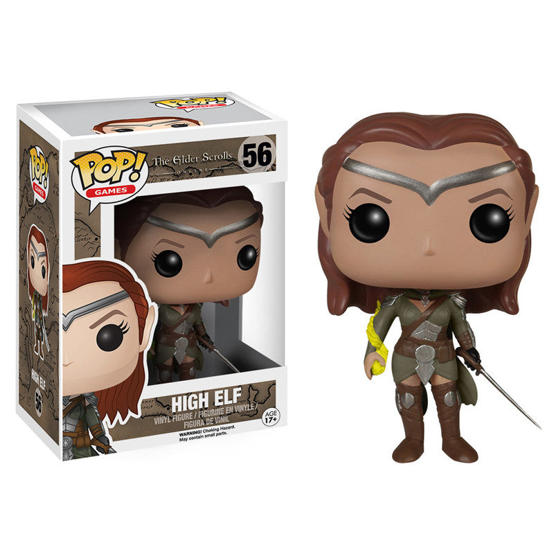 The Elder Scrolls Online Pop! Vinyl Figure High Elf